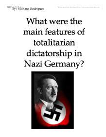 Essay on Hitler - 2846 Words Bartleby